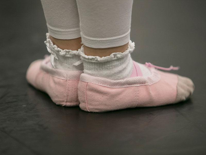 ADV algemene dansvorming/Kleuterballet