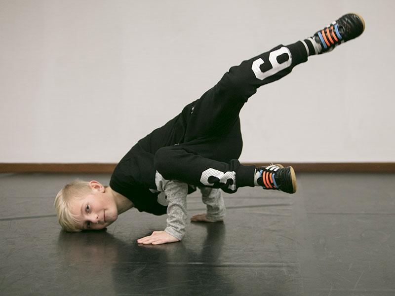 Breakdance/Boys Only