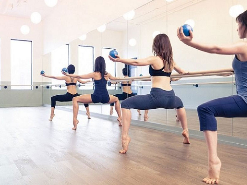 Barre workout / Techniek